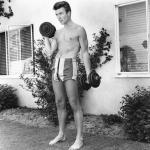 Клинт Иствуд в молодости