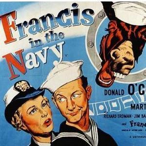 Фрэнсис на флоте